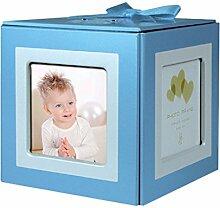 ZEP Baby und Kinder Fotobox, Fotwürfel,