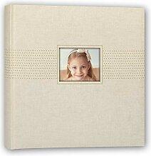 ZEP S.r.l. Amber Fotoalbum zum einkleben, Karton
