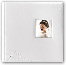 ZEP S.r.l. Brianna Fotoalbum zum einkleben, Karton