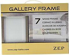 Zep zp77Gallery Set 7Bilderrahmen mit Passwort