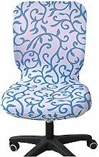 zerci Computer-Bürostuhl Bezug Universal Stuhl Bezug Stretch drehbar Stuhl Bezug, Color 7, Einheitsgröße