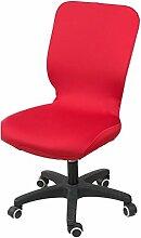 zerci Sessel Sets of Office abnehmbarer Bezug Stuhl, Strechhusse Tuch Stuhl Pads Stretch Kissen, Color 6, Einheitsgröße