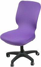 zerci Sessel Sets of Office abnehmbarer Bezug Stuhl, Strechhusse Tuch Stuhl Pads Stretch Kissen, Color 14, Einheitsgröße