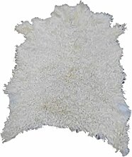 Zerimar Angora Ziegefell Teppich Natural Premium |