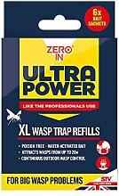 Zero In Ultra Power XL Wespenfalle Nachfüllpackung