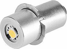 Zerodis 1 Watt p13.5s LED Taschenlampe Lampe