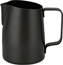 Zerodis 450ml Milchschaumkännchen Kaffee Krug