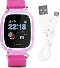 Zerodis Kinder Smartwatch Uhr Elektronische