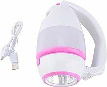 Zerodis Tragbare Taschenlampe, multifunktional,