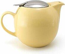 ZeroJapan Runde Teekanne mit SLS-Deckel und