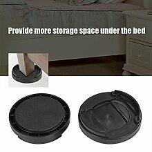 Zerone Möbelfüße,Tisch & Stuhlmatten Bett