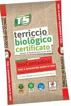 zertifizierte Bio-Blumenerde für Gemüse und