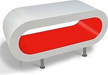Zespoke Design Weiße und Rote Briefkasten Reifen
