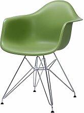 ZfgG Kunststoff Stuhl Armlehne Freizeit Hause
