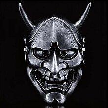 Zfggd Halloween Horror Maske, Adult Harz Maske