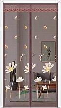 ZFHTAO Magnet Fliegengitter Tür, Moskitonetz