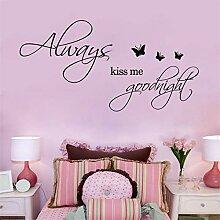 Zfkdsd Gute Qualität Warm Kuss Ich Butterfly