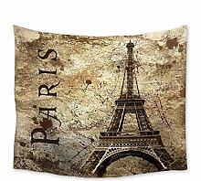 zfkdsd Vintage französische Paris Tower