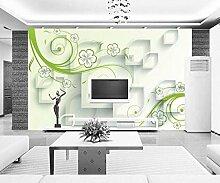 ZGHNZK benutzerdefinierte Wandbild 3d Raum Tapete