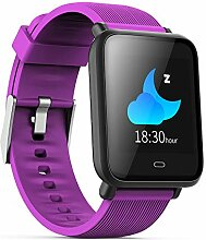 ZGHR Fitness trackers smart Armband Bluetooth