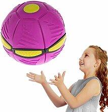 ZGHYBD Throw a Disc Catch A Ball Magic Vent Ball
