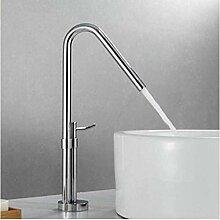 Zglizty Bad Wasserhahn Waschbecken Mischbatterie
