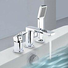 Zglizty Dreiteilige Badewanne Wasserhahn Bad