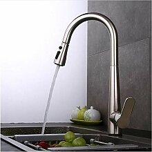 Zglizty Küchenarmatur Herausziehen Wasser