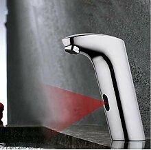 Zglizty Neue Sensor Wasserhahn Verchromt Modische