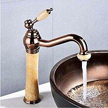 Zglizty Wasserhahn Rose Waschbecken Wasserhahn