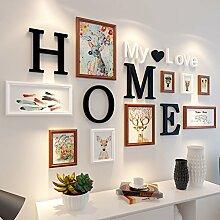 ZGP Home @ Wall Bilderrahmen 9 teile/sätze