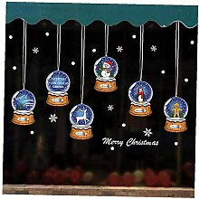 ZGYQGOO Weihnachtsdekorationen Ornamente, 1 Set