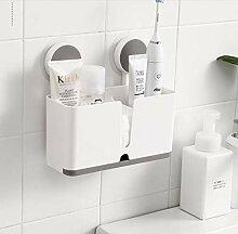 ZGYYzjp Badezimmer-Regal, das Badezimmer-Eitelkeit