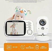 ZH1 Babyphone, Babyphone mit Kamera und Audio,