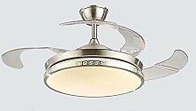 ZHANG NAN ● * Deckenventilator mit Lampe
