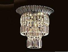 ZHANG NAN ● Runde Kristall Lampe Esszimmer Flur