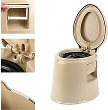 Zhang Tragbare Toilette, leichte Camping-Toilette