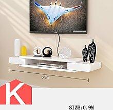 ZHANG-Wanddekoration- TV-Schrank-Set - Top-Box-Regale Wohnzimmer TV Wand Hintergrund Wand hängen Schlafzimmer-Trennwände Wanddekoration (Mehrfache Arten vorhanden) - Die Mauer schützen, die Innenumgebung verschöner ( Farbe : K )