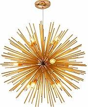 Zhang Yan ZYY * 9 Köpfe postmodernen Golden Spark