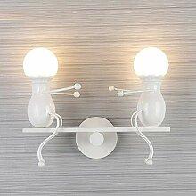 Zhang Yan ZYY Schöne Schlafzimmer Nachttischlampe