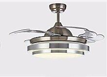 Zhang Ying ZY * Deckenventilator mit Lampe