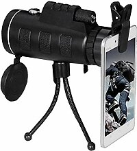 Zhangcaiyun Monokularteleskop 40x60 Mini Fernrohr