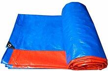 ZHANGGUOHUA Outdoor Regenschutz Tuch Verdicken