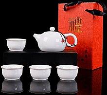 Zhangjinping Kung Fu Teekanne aus Keramik, 2