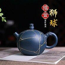 Zhangjinping Pure handgefertigte Teekanne Kung Fu