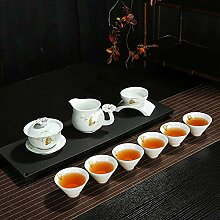 Zhangjinping Tee-Set aus Keramik, Geschenke, für