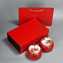 ZHANGJINPING Tee-Set Teebox für jährliche