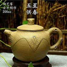 Zhangjinping Teekanne für den Frühling (Farbe: