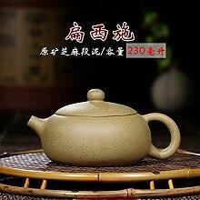 Zhangjinping Teekanne, Geschenk, Sesamschlamm,