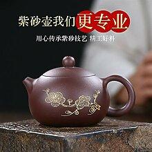 Zhangjinping Teekanne mit berühmten reinen